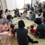 1歳未満のグループ