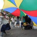 子ども達が大好きなパラバルーン!